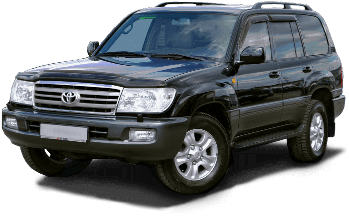 Toyota Land Cruiser 100 4WD